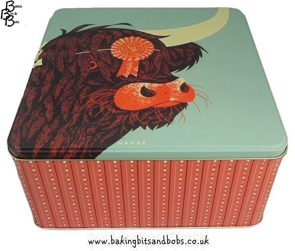 42 best individual cake storage tins images on pinterest. Black Bedroom Furniture Sets. Home Design Ideas