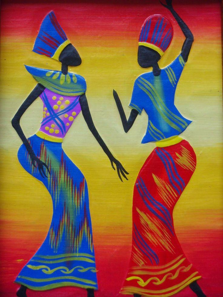 Africano Arte En línea
