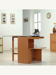 Mueble mesa de planchar mesas pinterest mesas and tables - Mueble de planchar ...
