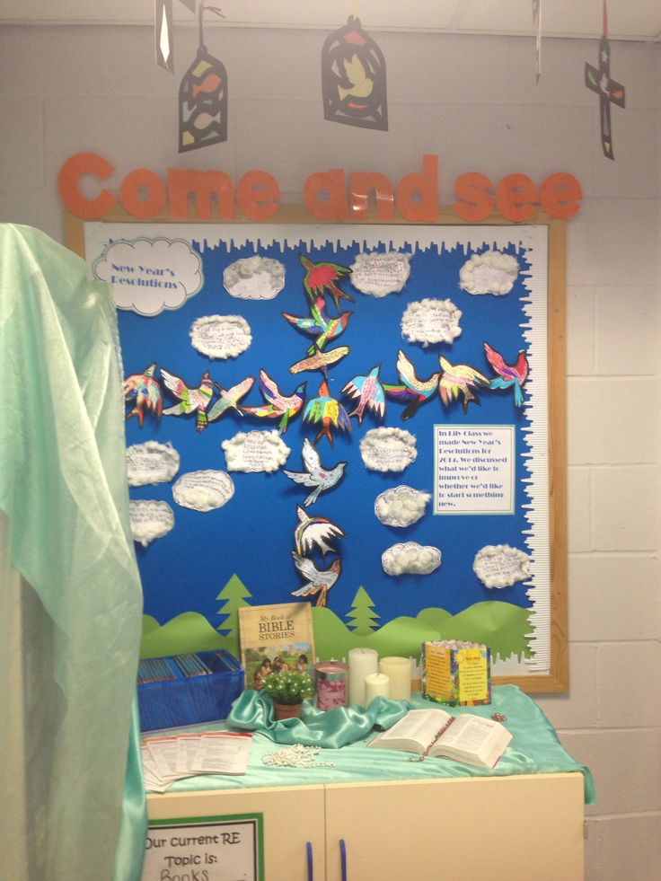 Classroom Ideas For New Years ~ Best religious images on pinterest activities