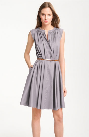 Pleated Dress   Nordstrom