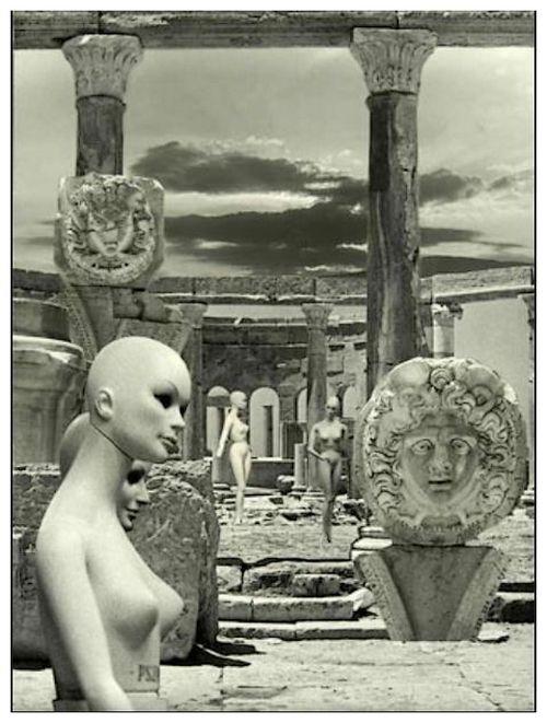 Zofia Rydet-, Le danger du Monde des sentiments et de l'imagination, 1979