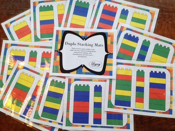 Printable Pattern Making Pdf Pattern Puzzles Duplo