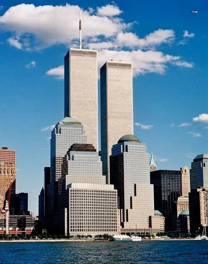 Pin On World Trade Center Twins For Fans