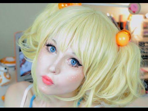 ☆White Freckles☆Makeup Tutorial☆