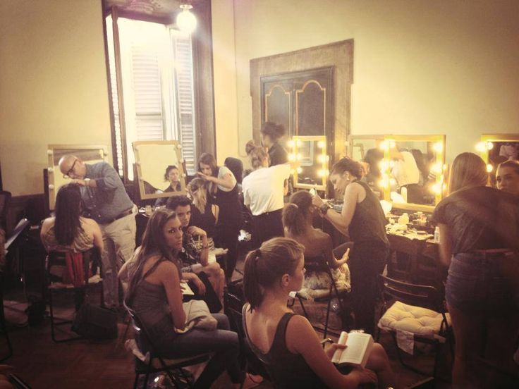 Sala delle Ninfe - Le Salon del la Mode