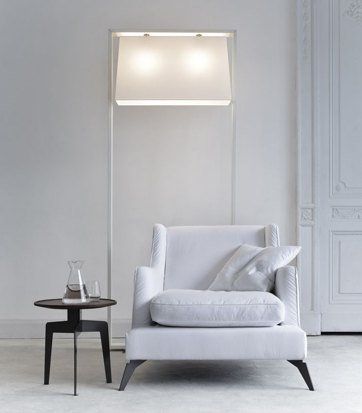 Klasa sama w sobie! #white #armchair #livingroom #italiandesign #interior #vibieffe