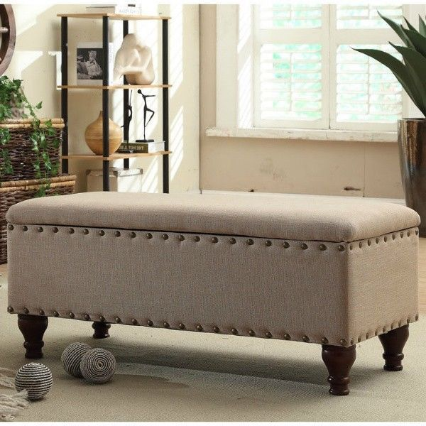 1000 Ideas About Foot Of Bed On Pinterest Bed Bench Queen Mattress And Coffee Table With Storage