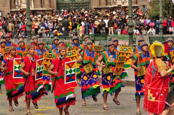 Inti Raymi a Nap ünnepe az ősi inka birodalomban. Ezt a Napfesztivált élesztették újra Peruban a 20. század derekán, és azóta is minden év június 24-én ünneplik.