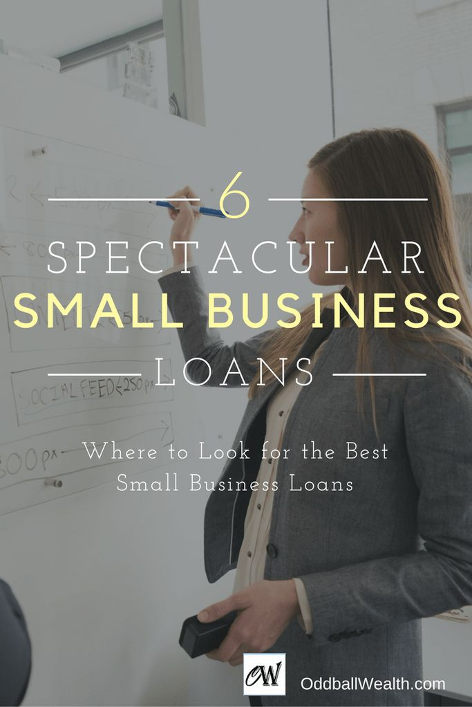 The Best Small Business Loans and Rates. Finding the capital to fuel your small business has never been easier. Learn where to look and find the best loans for your business. Now is the best time to find a small business loan since the 2008 subprime mortgage crisis. With better economic conditions this year and a huge increase in competition means lenders are willing to cut their lending rates for certain borrowers.