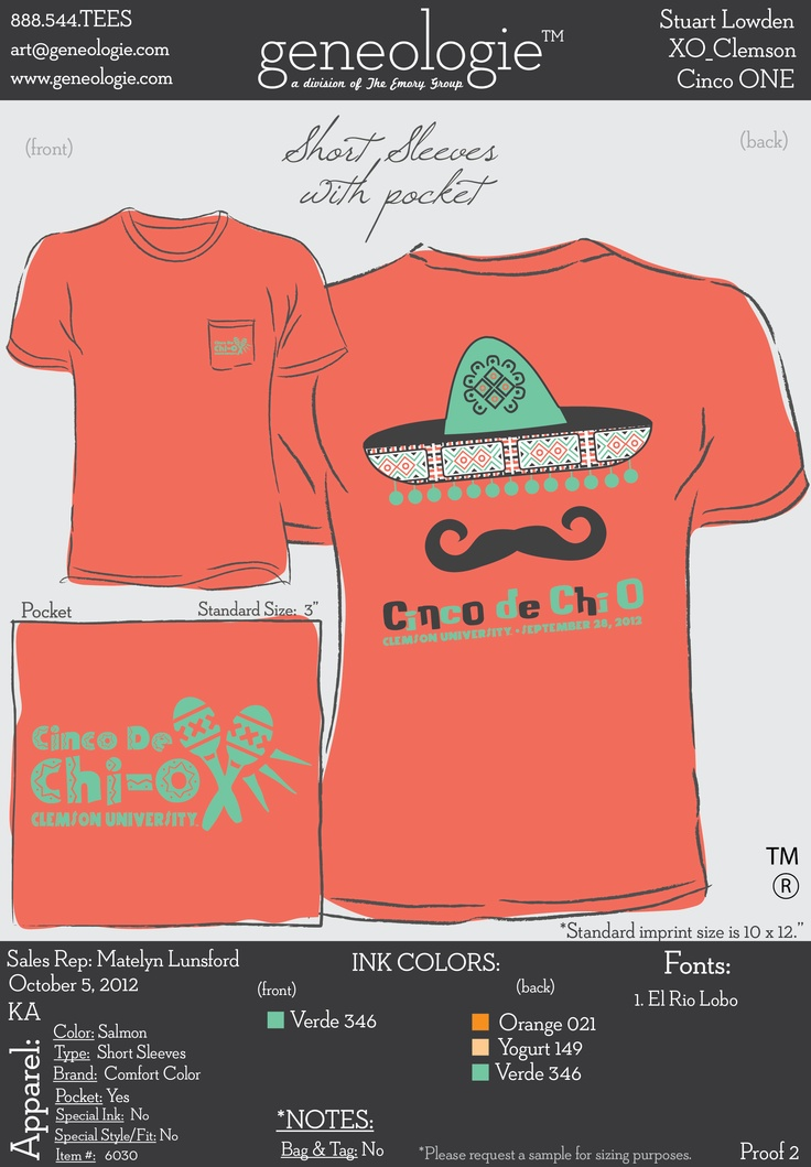 Cinco de Chi O. @jillakright10 For our cinco de mayo thing we're having?! I LOVE THESE!