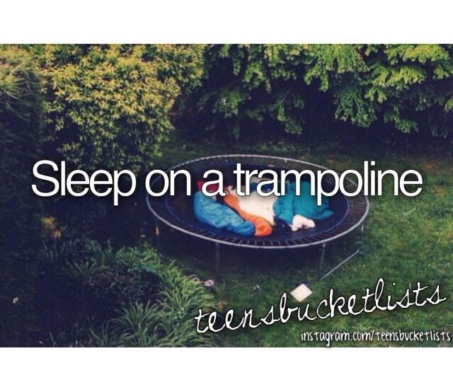 i actually did that once..i was so tired i just fell asleep straight away