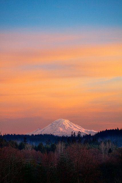 ✯ Mount Rainier