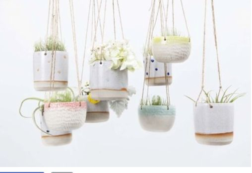 Hanging Planters Hand Made in Melbourne