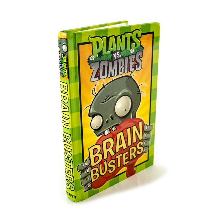 Plants vs. Zombies: Brain Busters Book