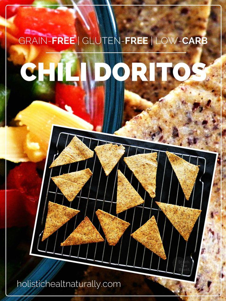 Chili doritos grainfree glutenfree lowcarb