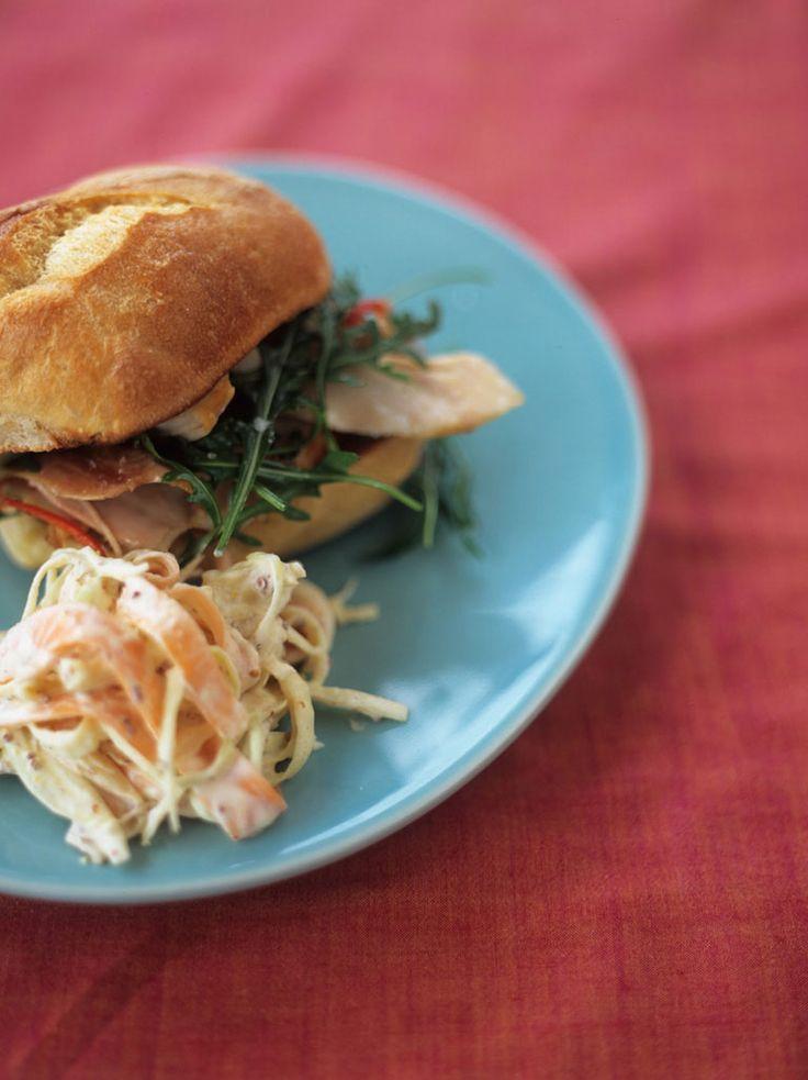 wicked chicken with coleslaw | Jamie Oliver | Food | Jamie Oliver (UK)