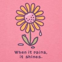 When it Rains it Shines
