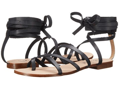 Splendid Carly tie up sandals