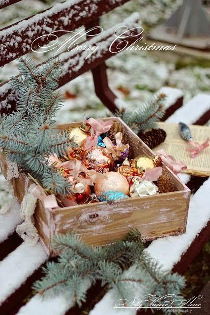 """Retro Room: Заключительный этап СП """"Christmas wonderland""""!"""