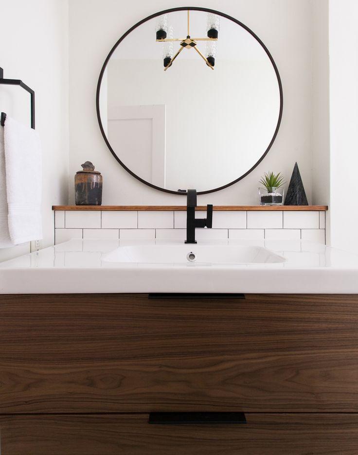 erin-williamson-design-6.jpg  Ikea godmorgon with semihandmade walnut doors