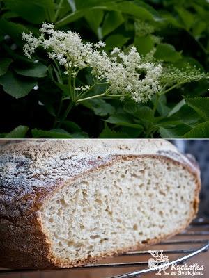 ChléB S KvěTem čErnéHo Bezu
