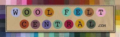 tips for working with wool felt:  http://www.prairiepointjunction.com/Wool%20Felt%20Prep.pdf