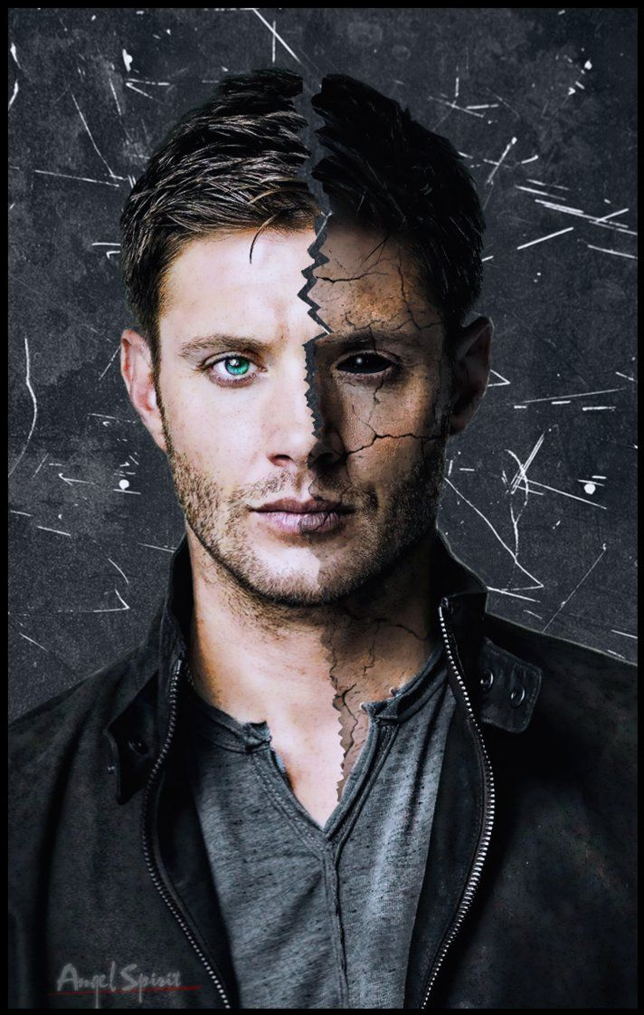 dean winchester // supernatural by AngelSpirit (With