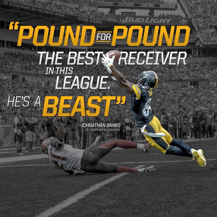 Pittsburgh Steelers (@steelers)   Twitter - Antonio Brown