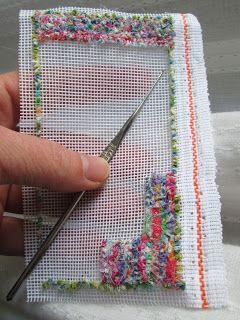 how to: mini rag rug