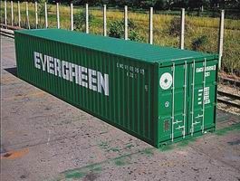 Refrigerated Shipping Containers Size