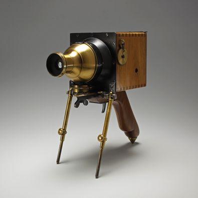 1888. Darier. L'Escopette. Un obturateur chrono. Musée suisse de l'appareil photographique