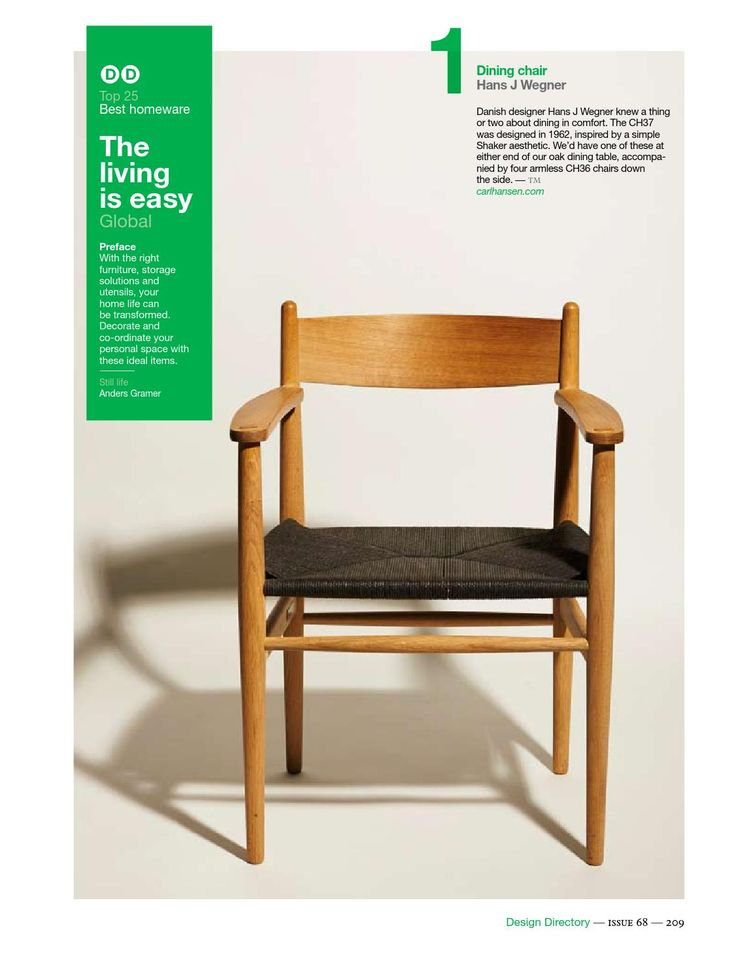 Monocle Magazine : Design Directory