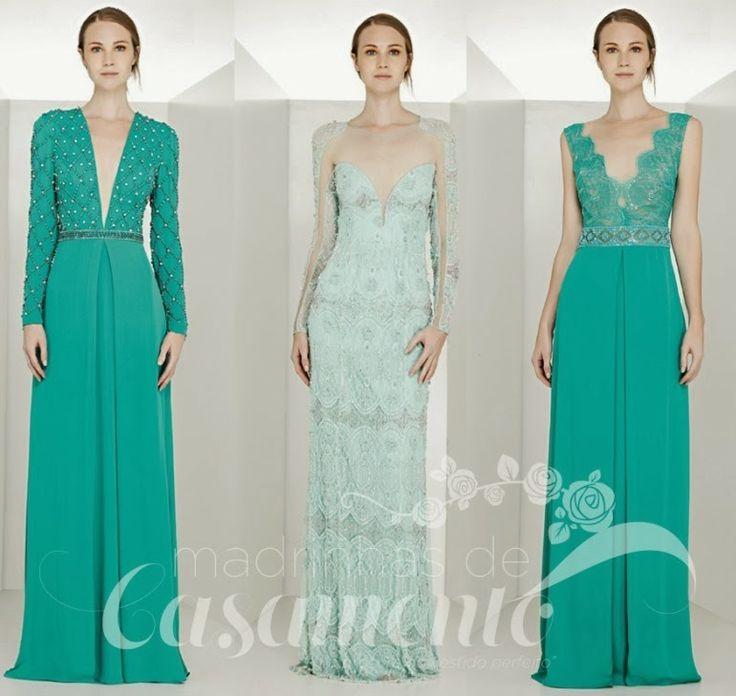 Madrinhas de casamento: Vestidos de festa 2014: Maracujá