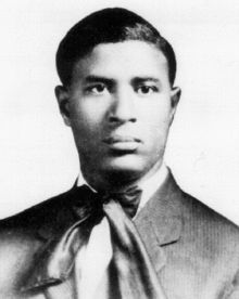 Garrett Morgan - Inventor, famous for the traffic signal.  Also developed the gas mask.