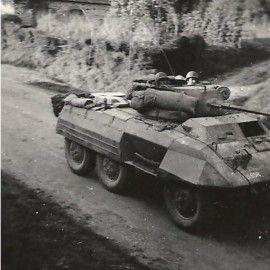La Seconde Guerre Mondiale à Saint-Mars - Patrimoine et Histoire de Saint-Mars-sur-la-Futaie (Mayenne)