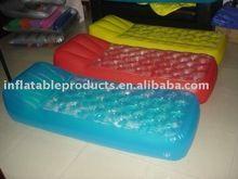 Venta caliente no ftalatos colchón de aire inflable/sofá/cama