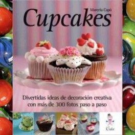 Categoría: Libros - Producto: Cupcakes  - Marcela Capó - Envase: Unidad - Presentación: X Unid.