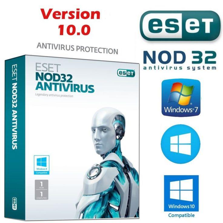 Eset Nod32 Antivirus 1 year 3 pc Get yours now at Mysoftwarekeys.com