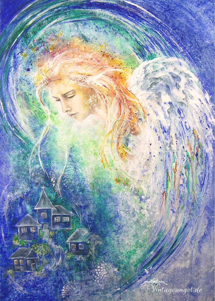 Schutzengel - Guardian Angel ~ღ~ Ich wünsche dir, dass dich dein Schutzengel auf allen Wegen begleitet und beschützt ~ღ~