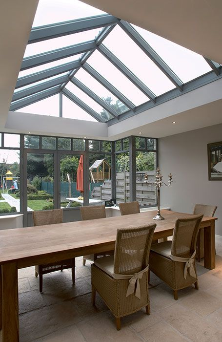 Transform the ordinary into spectacular with aluminium roof windows