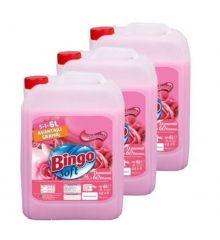 Bingo Soft Yumuşatıcı 6 Lt 3'lü Eko