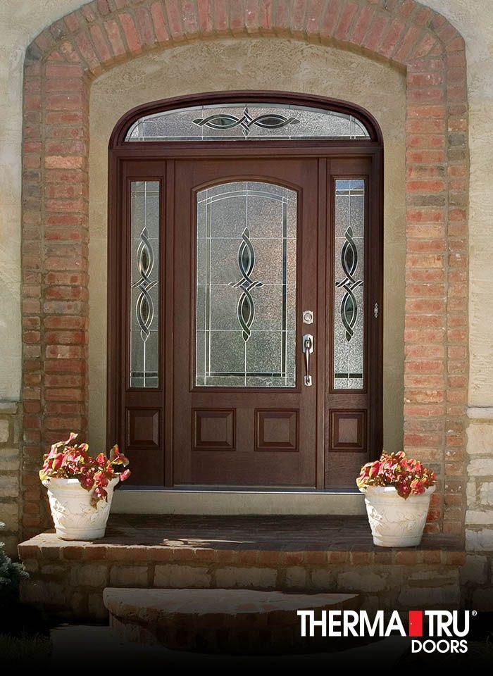 45+ Therma tru classic craft mahogany door information