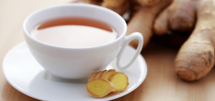 Anti-Inflammatory Turmeric & Ginger Tea