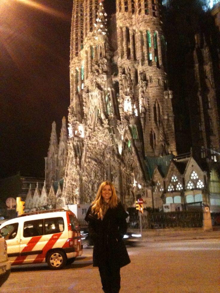 Barcelona I love you.