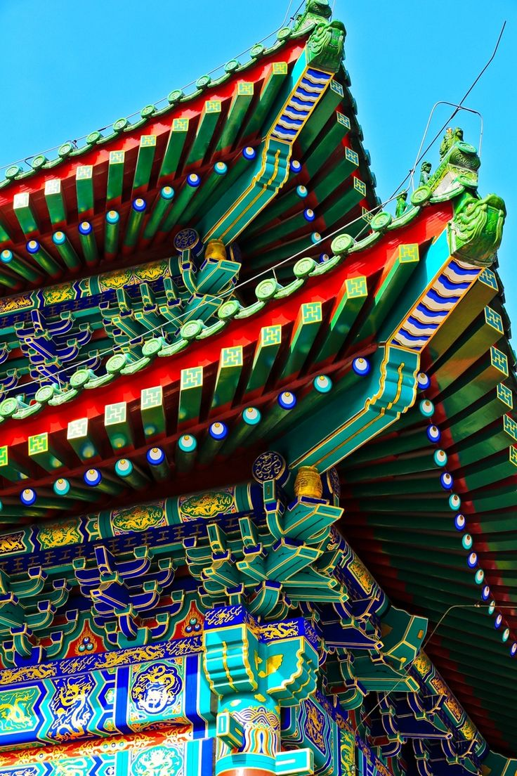 Old Summer Palace, Beijing, China
