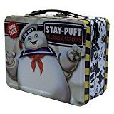 Early Bird Special: Factory Entertainment Ghostbusters - Stay Puft Tin Tote  List Price: $24.99  Deal Price: $17.00  You Save: $2.25 (12%)  Factory Entertainment Ghostbusters Stay Puft  Expires Jan 31 2018