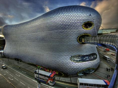 Selfridges Birmingham England Not what some might expect from Birmingham - but…