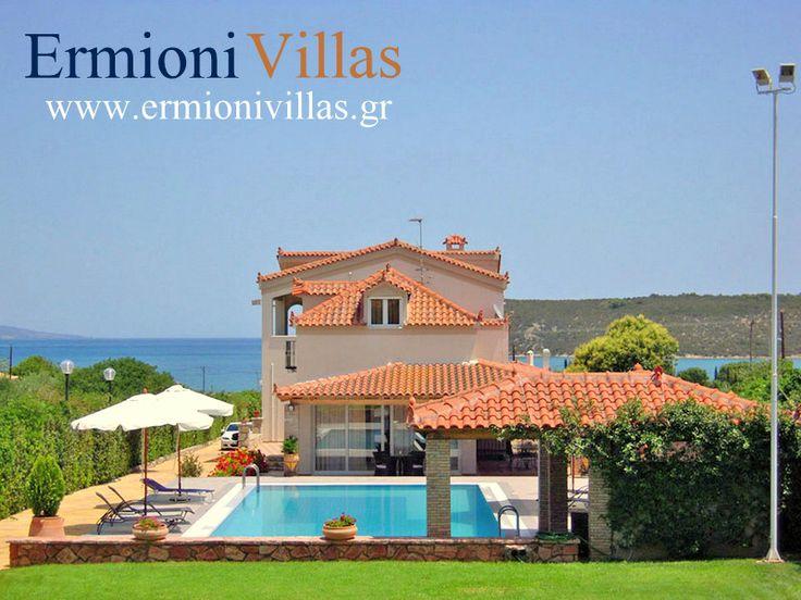 Ermioni Villas, panoramic views! www.ermionivillas.gr www.facebook.com/ermionivillas