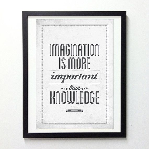 Einstein Quotes Imagination Is More Important Than Knowledge: 153 Best NeueGraphic Posters Images On Pinterest